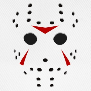 Jason Killer Hockey Mask - Baseballkasket