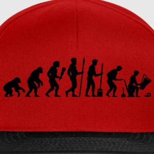 Evolution WC - Pause T-Shirts - Snapback Cap
