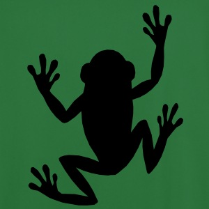 tree frog climbing - Men's Football Jersey