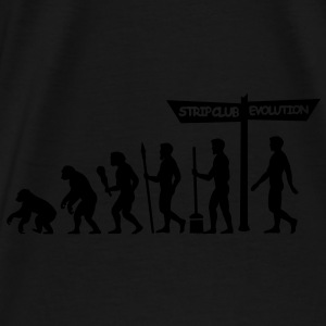 Evolution - Stag Night Bags  - Men's Premium T-Shirt