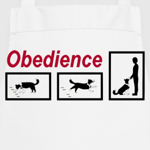 Obedience  T-Shirts - Cooking Apron