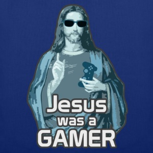 Jesus was a gamer - Tote Bag