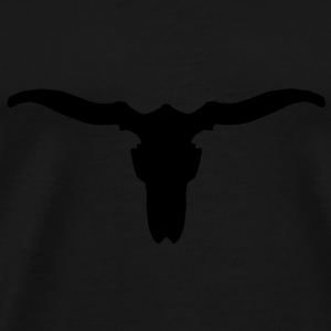 longhorns  Bags  - Men's Premium T-Shirt