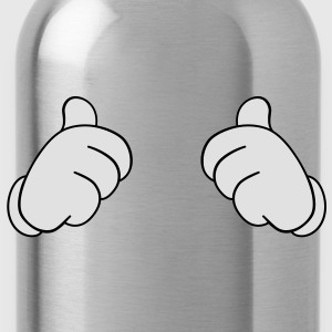Thumbs up! - Trinkflasche