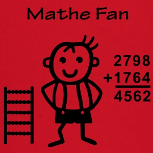 Mathe Fan Shirts - Baby Long Sleeve T-Shirt