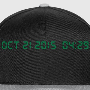 Oct_21_2015 Tee shirts - Casquette snapback