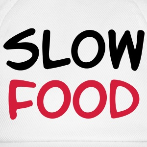 Slow Food ! Camisetas - Gorra béisbol