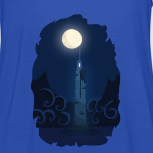 Moonlinght Tower T-shirts - Dame tanktop fra Bella