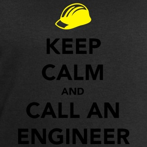 Keep Calm Engineer Camisetas - Sudadera hombre de Stanley & Stella