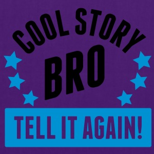 CooL StorY BrO Sweat-shirts - Tote Bag