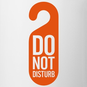 Do Not Disturb (1c)++ Felpe - Tazza