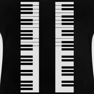 Keyboard Kinder T-Shirts - Baby T-Shirt