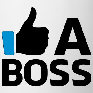 Like a Boss T-Shirts - Tasse