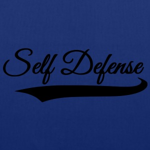 self defense - Tote Bag