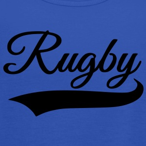 rugby T-Shirts - Women's Tank Top by Bella