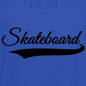 skateboard T-shirt - Top da donna della marca Bella