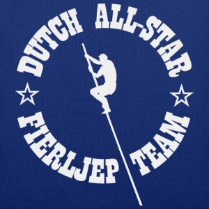 Dutch All-Star Fierljep Team - Tas van stof