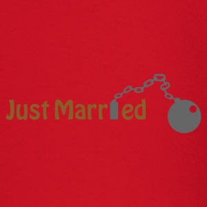Just Married (honeymoon, newlyweds) T-Shirts - Baby Long Sleeve T-Shirt