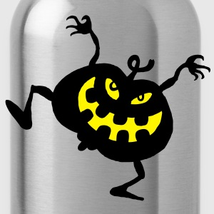 Bad Pumpkin T-Shirts - Water Bottle