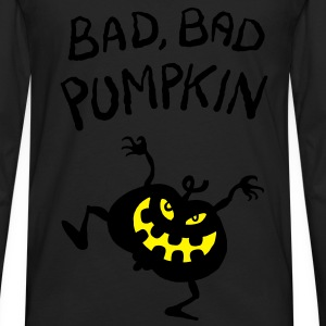 Bad Pumpkin Kids' Shirts - Men's Premium Longsleeve Shirt