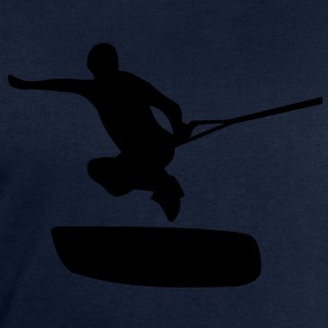 Wakeskate, wakeskating, wakeskaters, Wakeboard T-Shirts - Men's Sweatshirt by Stanley & Stella