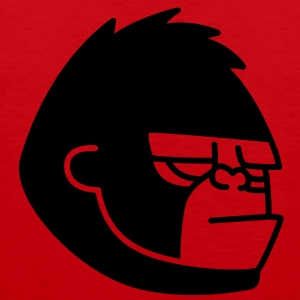 Gorilla - Gorillaz Shirts - Men's Premium Tank Top