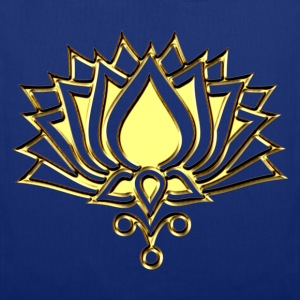 GOLDEN LOTUS/ c /symbol of divinity, enlightenment and higher consciousness/ LOTOS I T-shirts - Mulepose