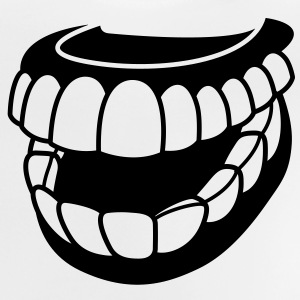 Teeth (1c)++ T-shirts - Baby-T-shirt
