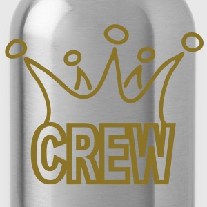 crew_crown T-Shirts - Trinkflasche