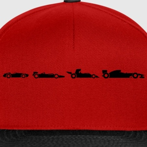 Evolution Formel 1  T-shirts - Snapback Cap