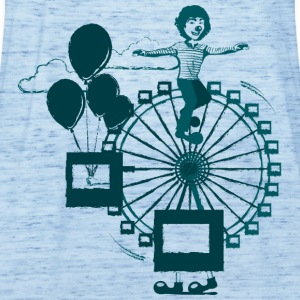 riesenrad Kinder T-Shirts - Frauen Tank Top von Bella
