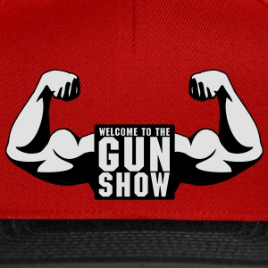 Welcome To The Gun Show T-Shirts - Snapback Cap