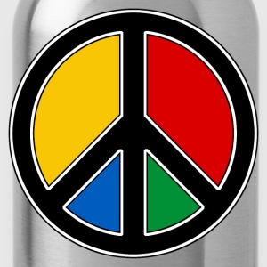 peace symbol Bags  - Water Bottle