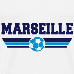 Marseille foot 2013 Sweat-shirts - T-shirt Premium Homme