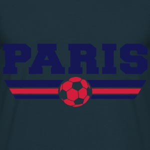 Sweat Paris foot 2013  - T-shirt Homme