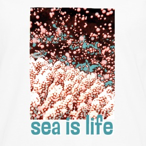 sea is life - Männer Premium Langarmshirt