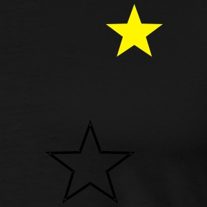one star Hoodies & Sweatshirts - Men's Premium T-Shirt
