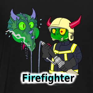 firefighter Hoodies & Sweatshirts - Men's Premium T-Shirt