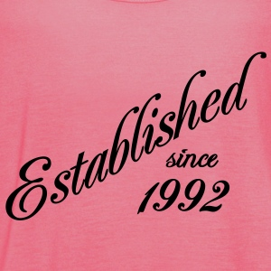 Established since 1992 T-shirts - Tanktopp dam från Bella
