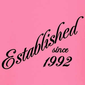 Established since 1992 Tee shirts - T-shirt manches longues Bébé