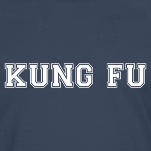 kung fu - T-shirt manches longues Premium Homme