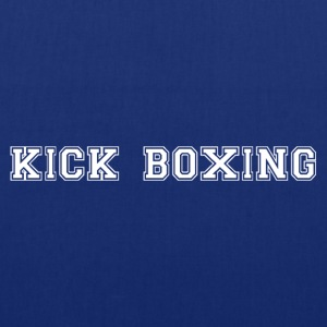 kick boxing T-shirts - Tygväska