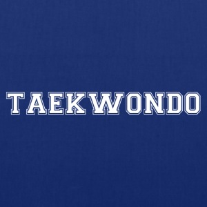 taekwondo T-Shirts - Tote Bag