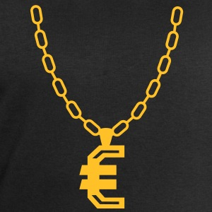Euro necklace T-Shirts - Men's Sweatshirt by Stanley & Stella