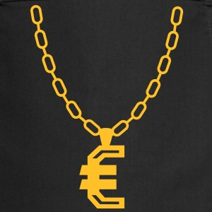 Euro necklace T-Shirts - Cooking Apron