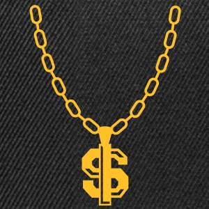 Dollar collier - Dollar Necklace Tee shirts - Casquette snapback