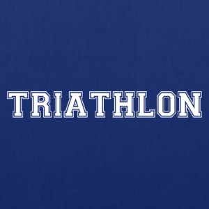 triathlon T-shirts - Tygväska