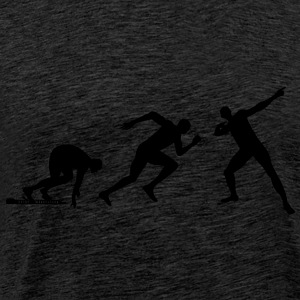 Evolution Bolt  Tröjor - Premium-T-shirt herr