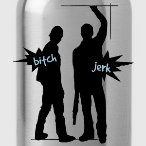 Supernatural Bitch & Jerk - Trinkflasche