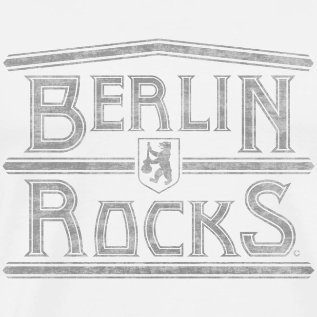 Berlin Rocks Kinder Bio Shirt